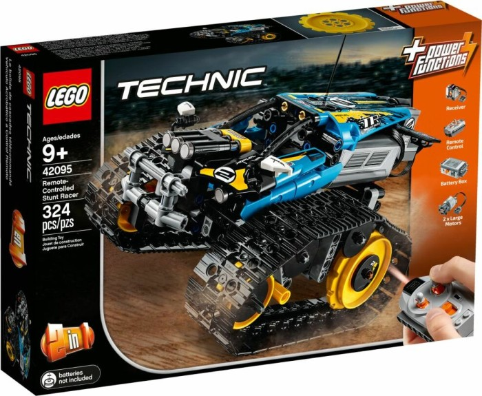 LEGO Technic - Ferngesteuerter Stunt-Racer (42095)