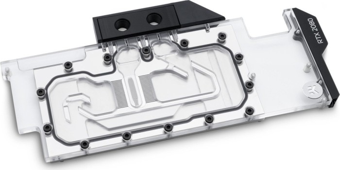 EK Water Blocks Quantum Line EK-Vector RTX RE RGB, nickel acrylic glass