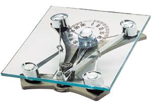 Clatronic PW 2583 mechanic personal scale