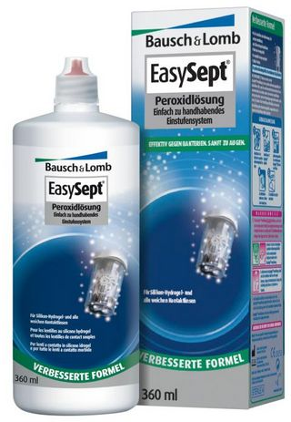 Bausch&Lomb Easy Sept cleaning system 1080ml (3x 360ml)
