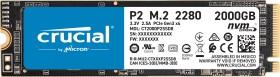 Crucial P2 SSD 2TB, M.2 (CT2000P2SSD8)