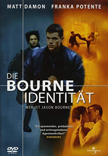 Die Bourne Identität -- via Amazon Partnerprogramm