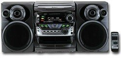 Pioneer N-A3700RDS with CD, tuner, Double Tape