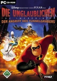 The Incredibles 2 - Die Unglaublichen 2: Angriff des Tunnelgräbers (PC)