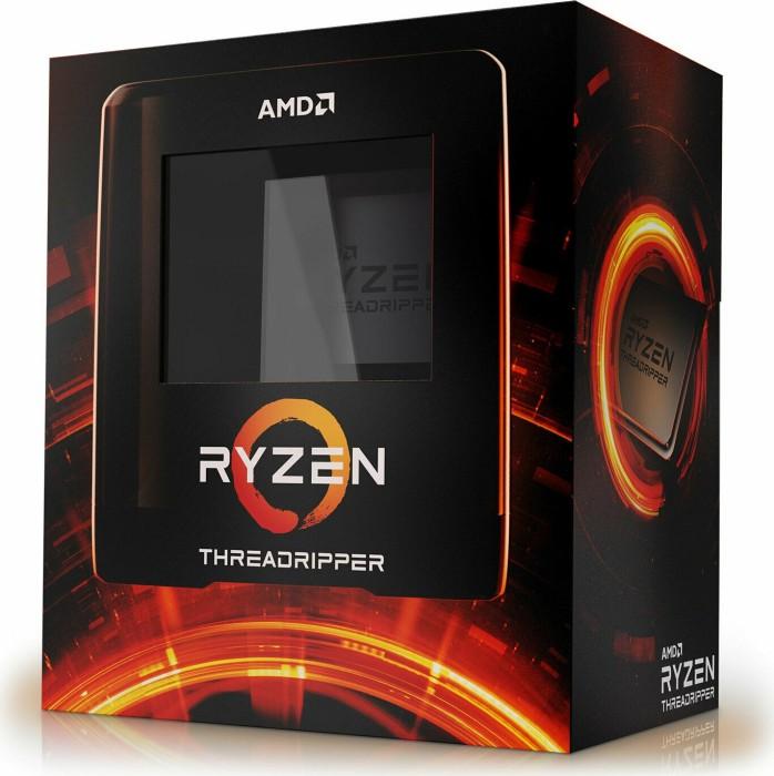 AMD Ryzen Threadripper 3960X, 24x 3.80GHz, boxed ohne Kühler (100-100000010WOF)