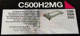 Lexmark Toner C500H2MG magenta