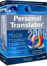 Linguatec Personal Translator 2008 Professional German/French (German) (PC)