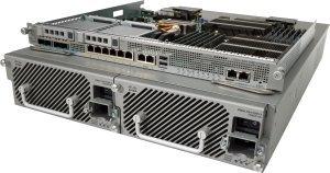 Cisco ASA 5585-X Firewall Edition, 3DES/AES, 4x 10GBase, 10000 IPsec, redundantes Netzteil (ASA5585-S60-2A-K9)