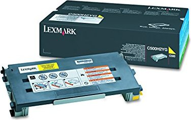 Lexmark Toner C500H2YG gelb -- via Amazon Partnerprogramm