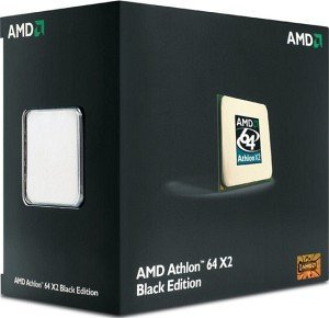 AMD Athlon 64 X2 5000+ Black Edition, 2x 2.60GHz, boxed (ADO5000DSWOF)