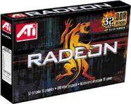 ATI Radeon 32MB DDR AGP, retail (183/183MHz DDR)