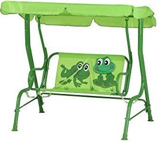c3a5bed7513568 Siena Garden Froggy Kinder-Hollywoodschaukel (672608)