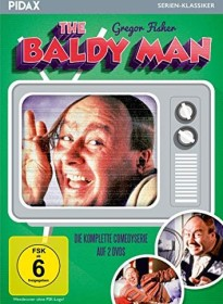 The Baldy Man - Die komplette Comedyserie (DVD)