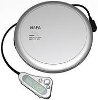 A-Max NAPA DAV398 (MP3/WMA/CD-Player)