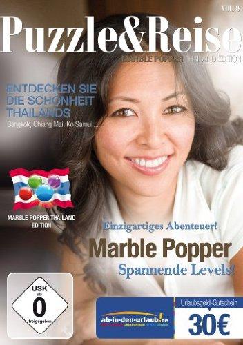 Puzzle & Reise Vol.8 - Marble Popper: Thailand (deutsch) (PC) -- via Amazon Partnerprogramm