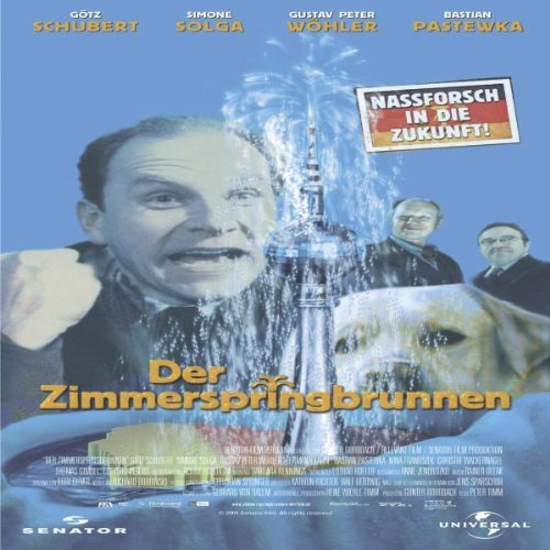 Der Zimmerspringbrunnen -- via Amazon Partnerprogramm