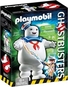 playmobil Ghostbusters - Stay Puft Marshmallow Man (9221)