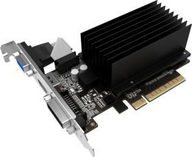 Palit GeForce GT 730 passiv, 2GB DDR3, VGA, DVI, HDMI (NEAT7300HD46H)