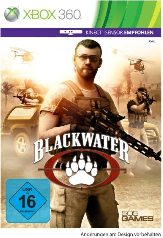 Blackwater (Kinect) (German) (Xbox 360) -- via Amazon Partnerprogramm