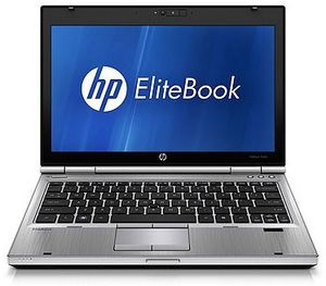 HP EliteBook 2560p, Core i5-2540M, 4GB RAM, 160GB SSD (LY506EA)
