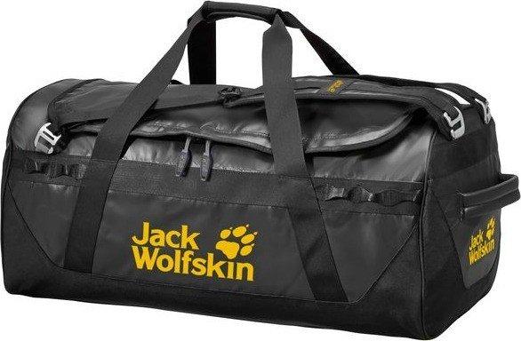 Jack Wolfskin Expedition Trunk 65 Reisetasche schwarz (2001531-6000)