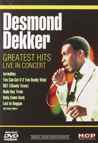 Desmond Dekker - Greatest Hits -- via Amazon Partnerprogramm