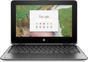 HP Chromebook x360 11 G1, Celeron N3350, 4GB RAM, 32GB Flash, UK (1TT17EA#ABU)