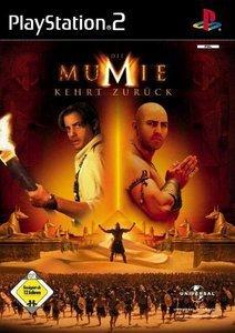 Die Mumie kehrt zurück (niemiecki) (PS2)