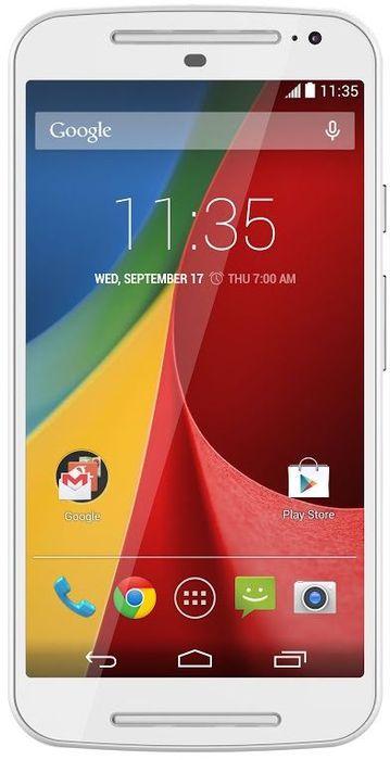 Motorola Moto G 2nd Gen. weiß