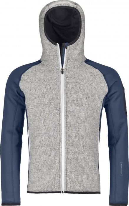 Jacke Knit Classic Ortovox Hoody Blueherren Plus Merino Night 4jqR3c5AL