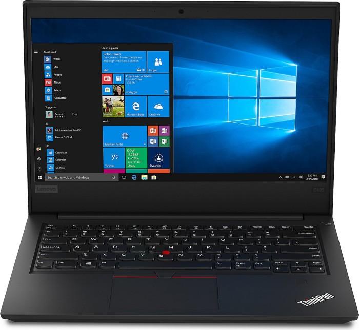 Lenovo ThinkPad E495 aluminium, Ryzen 7 3700U, 16GB RAM, 512GB SSD, Windows 10 Pro (20NE000BGE)