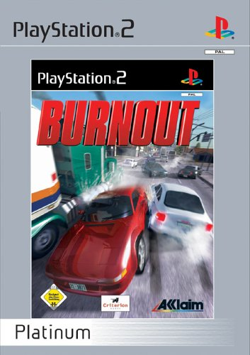 Burnout (niemiecki) (PS2) -- via Amazon Partnerprogramm