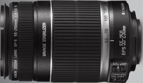 Canon EF-S 55-250mm 4.0-5.6 IS schwarz (2044B005)