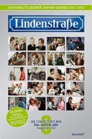 Die Lindenstraße Jahr 6 Box (DVD)