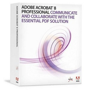 Adobe: Acrobat 8.0 Professional (French) (MAC) (12020335)