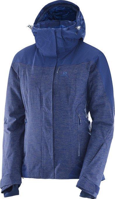 Salomon Icerocket+ Skijacke medieval blue | Preisvergleich zXWEL