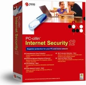 Trend Micro PC-cillin Internet Security 12.0 (English) (PC) (PCCIWWEC0YBUPN)