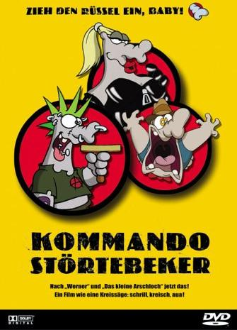 Kommando Störtebeker -- via Amazon Partnerprogramm