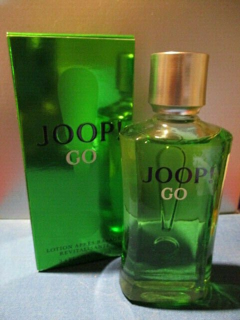 aktuelles Styling anders attraktive Farbe JOOP! Go Aftershave Lotion Splash, 100ml