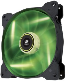 Corsair Air Series SP140 LED Green High Static Pressure, 140mm (CO-9050027-WW)