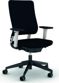 Viasit Drehstuhl Drumback Bürostuhl, schwarz (DB-48-1-7260)