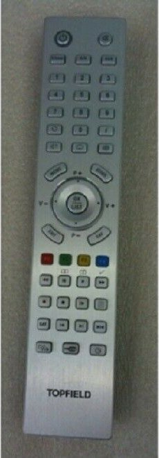 Topfield remote control (various types) -- via Amazon Partnerprogramm