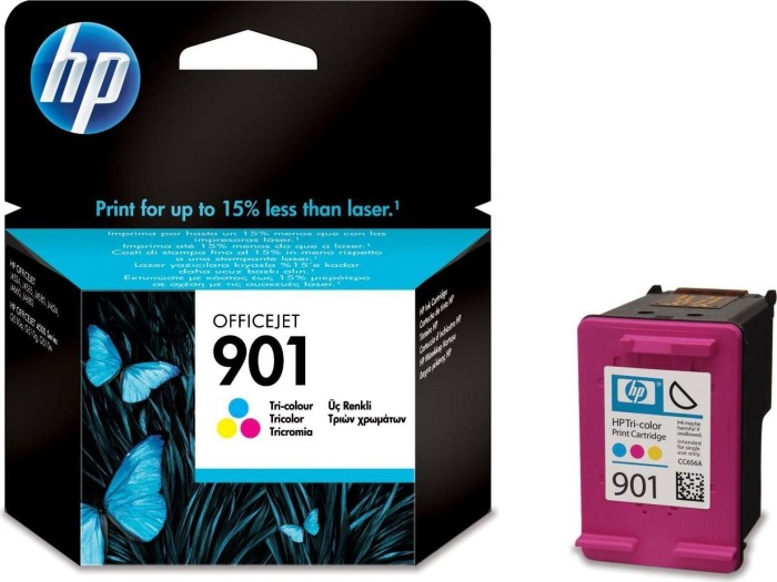 HP Printhead with ink Nr 901 colours (CC656AE)