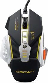 Crown Micro CMG-01 Robotic, black, USB