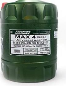 Fanfaro MAX 4 20l (FF8701-20)