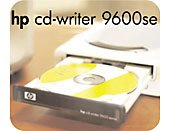 HP C4507A CD-Writer Plus 9600se 12x/8x/32x extern