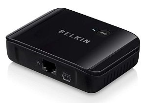 Belkin Smart TV Link 1 port (F7D4555DE)