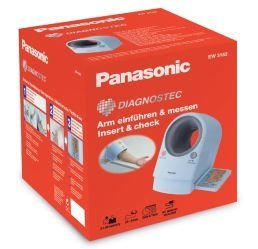 Panasonic EW-3152 blood pressure meter