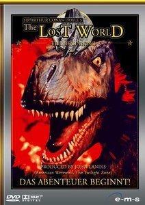 The Lost World Folge 1: Das Abenteuer beginnt