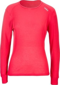 Odlo Active Warm Shirt langarm rot (Damen) (152021)